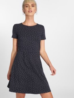 Only Kleid onlDagmar Dot blau