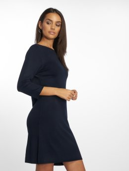 Only Kleid onlMilania 3/4 Knit blau