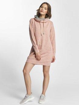 Only Kleid onlSerena Bette Jacquard rosa