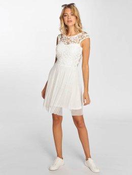 Only Kleid onlCrochetta weiß