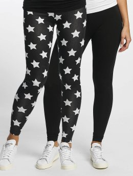 Only Legging onlLive Love New schwarz