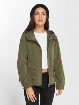Only Lightweight Jacket onlIsa khaki