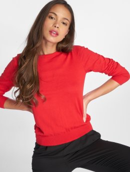 Only Longsleeve onlCathrine Knit rood