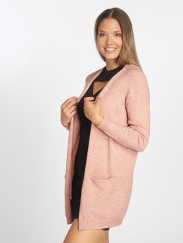 Only Neuleet onlQueen Long Knit roosa
