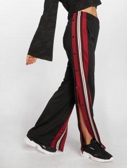Only Pantalon chino Onlshirley Stripe noir