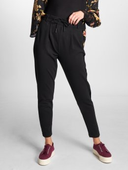 Only Pantalon chino onlPoptrash Velvet Tape noir