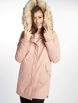 Only Parka onlMay rosa