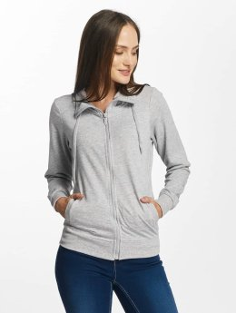 Only Play Lightweight Jacket onpLina High Neck Zipper grey
