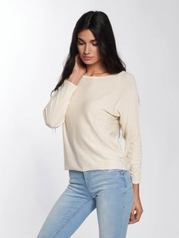 Only Pullover onlSophina 7/8 Back Bow beige