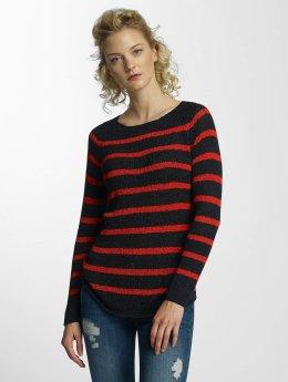 Only Pullover onlTappy Stripe blau