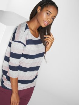 Only Pullover onlElcos Stripe grau