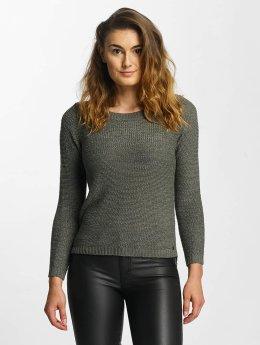 Only Pullover onlGeena XO grün