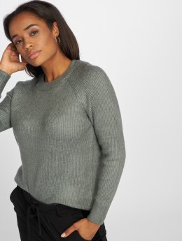 Only Pullover onlOrleans Knit grün