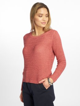 Only Pullover onlGeena Xo Knit rosa