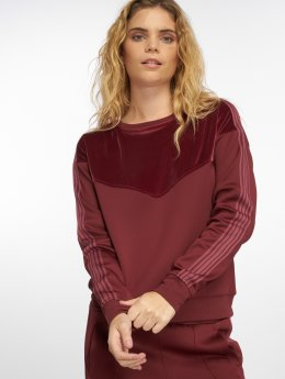 Only Puserot L/s O-Neck ruskea