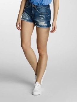 Only Frauen Shorts onlMary in blau