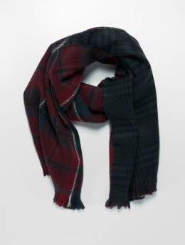 Only sjaal onlOfaith Doublesided Check rood