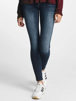 Only Skinny Jeans onlDylan Low Pushup Denim blau