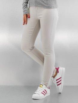 Only Skinny jeans stuStudio Skin Ankle Color grijs
