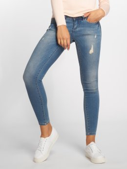 Only Skinny Jeans onlCoral modrý