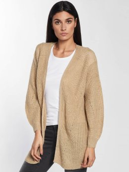 Only Strickjacke onlMonika Long beige