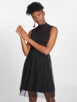 Only Sukienki onlNIella Mesh Layer czarny