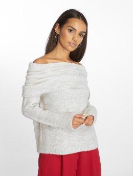 Only Sweat & Pull onlBergen Off Should Knit blanc