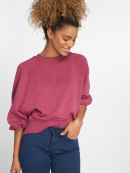 Only Sweat & Pull onlSteonlStella Batwing rouge