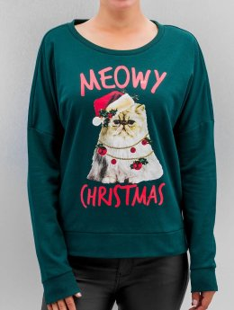 Only Sweat & Pull onlMerry vert