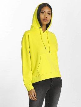 Only Sweat capuche onlFlorence jaune