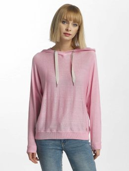 Only Sweat capuche onlMie magenta