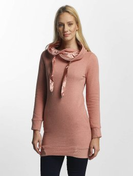 Only Sweat capuche onlBette rose