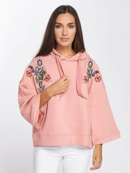 Only Sweat capuche onlClair 3/4 rose