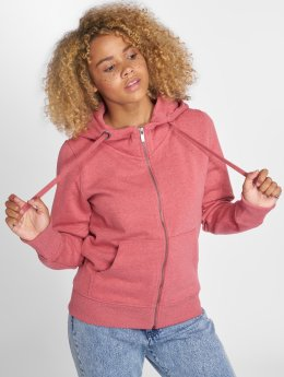 Only Sweat capuche zippé onlMarbella rose