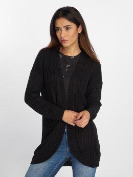 Only Swetry rozpinane onlEmma New Knit czarny