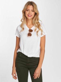 Only T-Shirt onlGemma Knot blanc