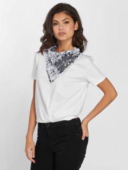 Only T-Shirt onlBandana blanc