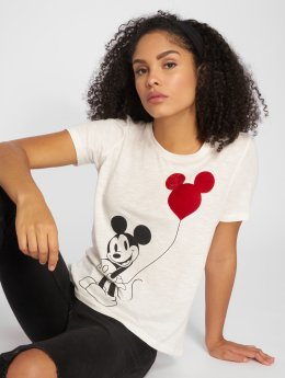 Only T-Shirt onlMinnie Mickey Cute blanc