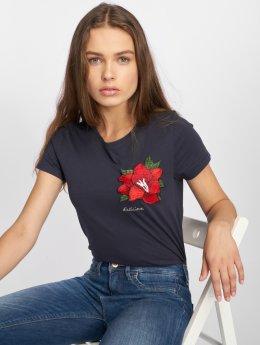 Only T-Shirt onlVivi blau