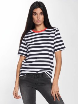 Only / t-shirt onlLive Love Trendy Stripe in blauw