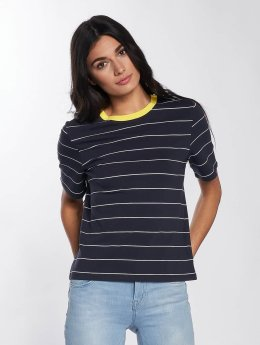 Only T-Shirt onlLive Love Trendy Stripe bleu