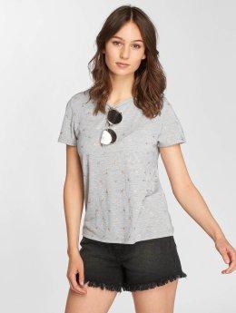 Only T-Shirt onlNew Isabella grau