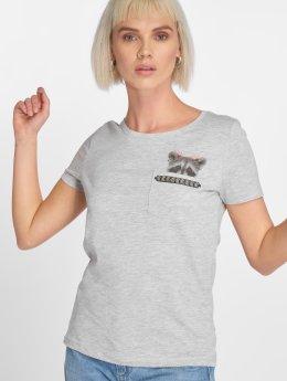 Only t-shirt onlAurora grijs