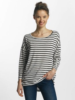 Only T-Shirt manches longues onlElcos blanc