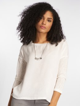 Only T-Shirt manches longues onlBern blanc