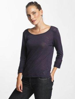 Only T-Shirt manches longues onlJess 3/4 bleu