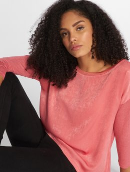 Only T-Shirt manches longues onlBern rose