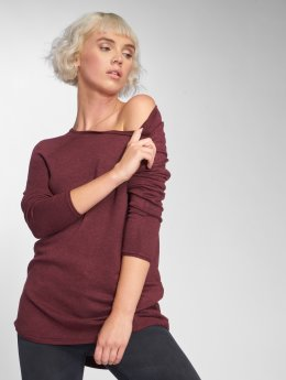 Only T-Shirt manches longues onlMila rouge