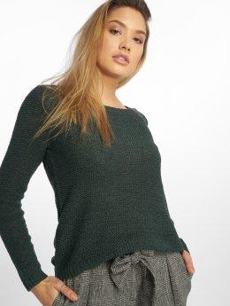Only T-Shirt manches longues onlGeena Xo Knit vert