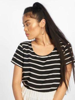 Only T-Shirt onlFirst Mix Woven noir